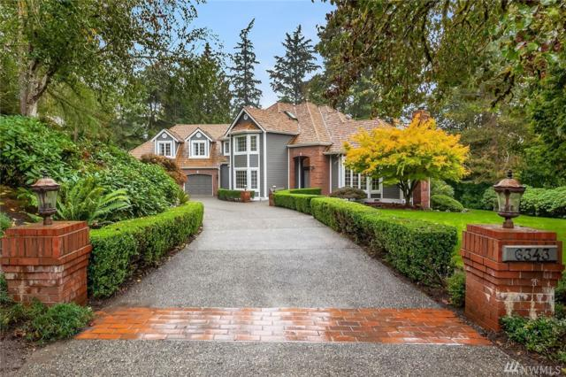 6343 163rd Place SE, Bellevue, WA 98006 (#1369044) :: Ben Kinney Real Estate Team