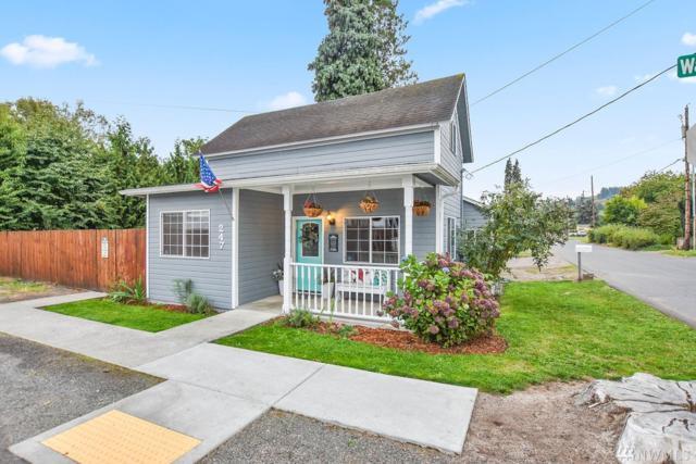 247 SW Warren St, Castle Rock, WA 98611 (#1369046) :: Icon Real Estate Group