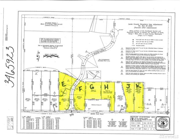 0-Lot G Middle Fork Rd, Onalaska, WA 98570 (#1369072) :: Crutcher Dennis - My Puget Sound Homes