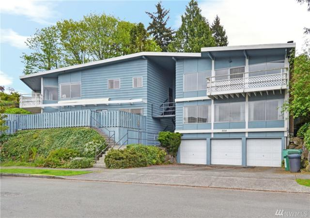 5014 44th Ave NE, Seattle, WA 98105 (#1369229) :: Ben Kinney Real Estate Team