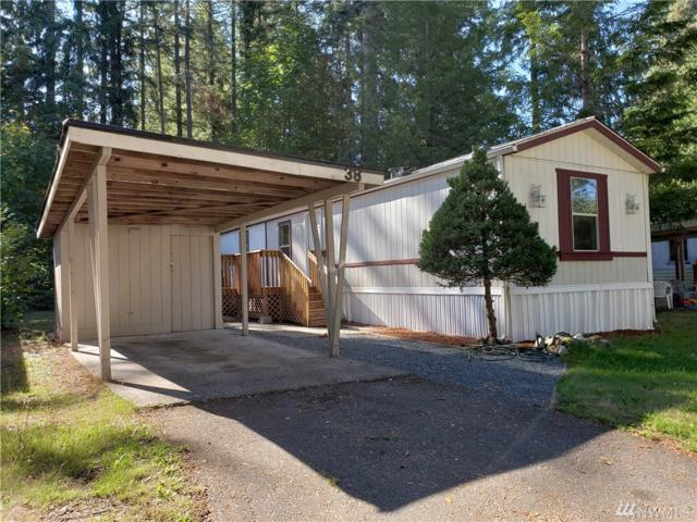 4401 37TH Ave SE #38, Lacey, WA 98503 (#1369585) :: Ben Kinney Real Estate Team