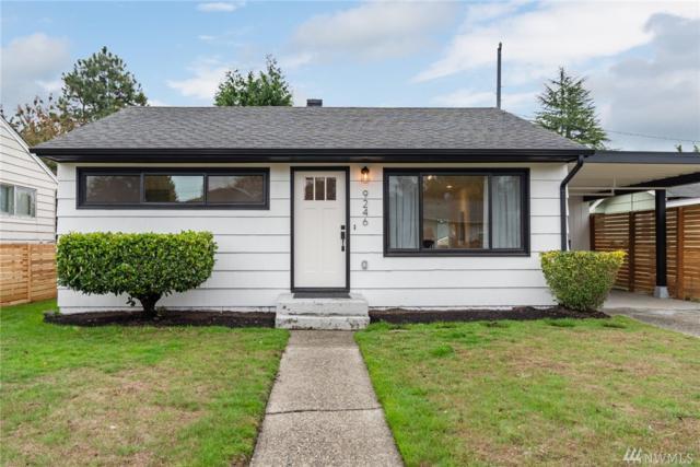 9246 31st Ave SW, Seattle, WA 98126 (#1369588) :: Sweet Living
