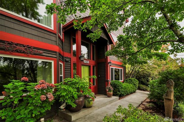 2218 N 38th St, Seattle, WA 98103 (#1369600) :: Mike & Sandi Nelson Real Estate