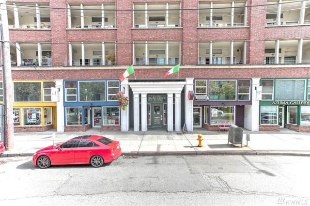 526 1st Ave S #210, Seattle, WA 98104 (#1369759) :: Real Estate Solutions Group