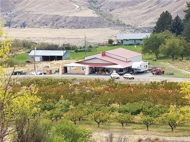 3535 Hwy 155, Coulee Dam, WA 99116 (#1369961) :: Homes on the Sound