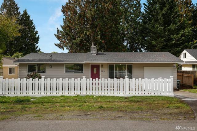 725 Van De Vanter Ave, Kent, WA 98030 (#1370403) :: Mike & Sandi Nelson Real Estate