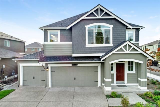 1016 26th St NW, Puyallup, WA 98371 (#1370444) :: Real Estate Solutions Group