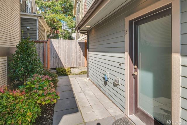 4012 Linden Ave N B, Seattle, WA 98103 (#1370471) :: Mike & Sandi Nelson Real Estate