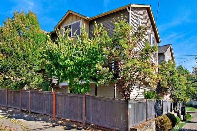 660 NE 40th St, Seattle, WA 98105 (#1370521) :: Better Homes and Gardens Real Estate McKenzie Group