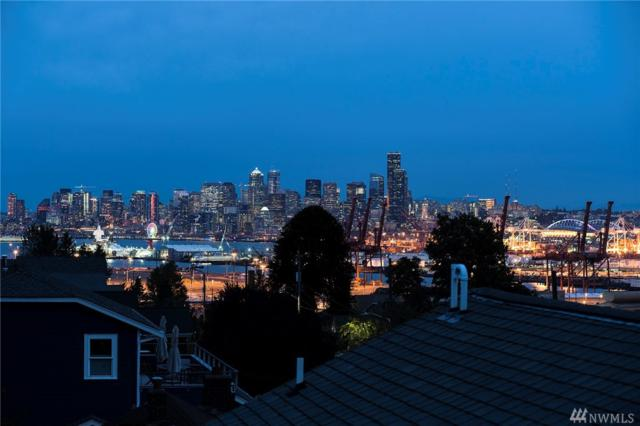 4135 32nd Ave SW, Seattle, WA 98126 (#1370543) :: Icon Real Estate Group
