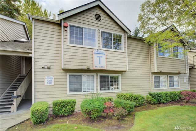 1843 S 286th Lane T202, Federal Way, WA 98003 (#1370545) :: Real Estate Solutions Group