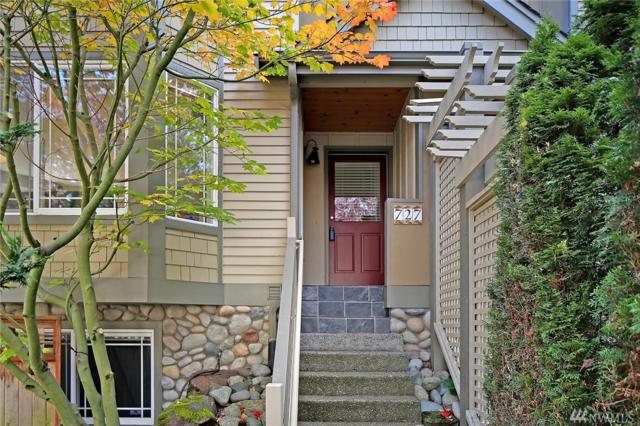 727 N 43rd St, Seattle, WA 98103 (#1370558) :: Icon Real Estate Group