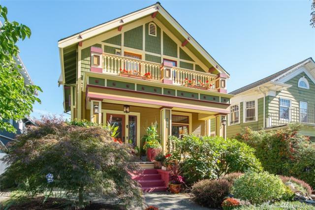 208 32nd Ave, Seattle, WA 98122 (#1370655) :: Kwasi Bowie and Associates