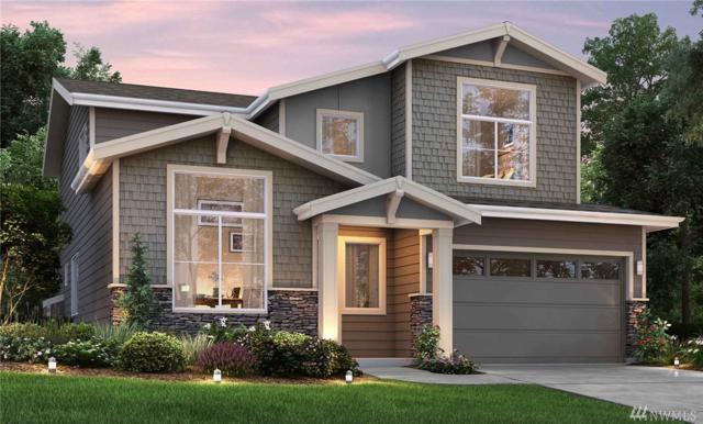 929 S 49th (Lot 2) St, Renton, WA 98055 (#1370680) :: Ben Kinney Real Estate Team