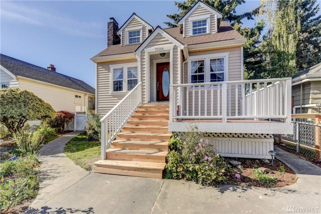 7321 32nd Ave SW, Seattle, WA 98126 (#1370951) :: Ben Kinney Real Estate Team