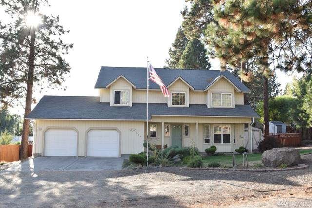 925 Glover St, Goldendale, WA 98620 (#1371173) :: Kimberly Gartland Group