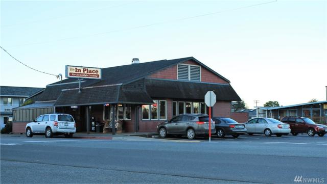 320 S Forks Ave, Forks, WA 98331 (#1371189) :: Kwasi Bowie and Associates