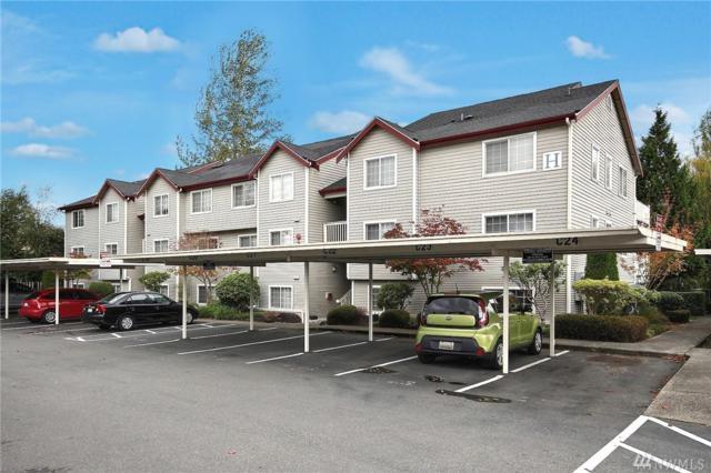 13306 SE 272nd St H104, Kent, WA 98042 (#1371234) :: McAuley Real Estate