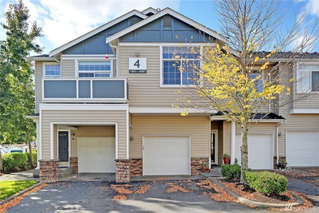 1855 Trossachs Blvd SE #406, Sammamish, WA 98075 (#1371305) :: Better Homes and Gardens Real Estate McKenzie Group