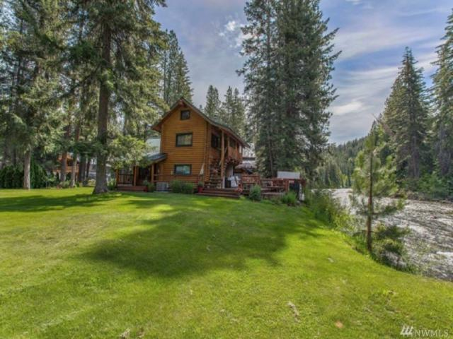2630 Kinnikinnick, Leavenworth, WA 98826 (#1371344) :: Kimberly Gartland Group