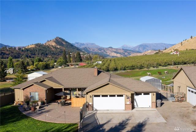 6310 Hay Canyon Rd, Cashmere, WA 98815 (#1371369) :: Kimberly Gartland Group