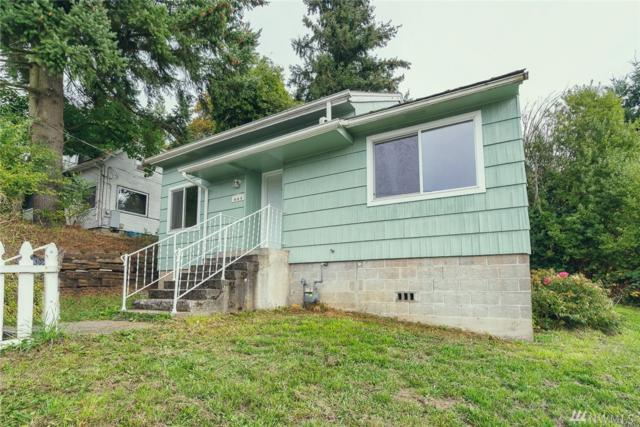 664 NE Franklin, Chehalis, WA 98532 (#1371416) :: Mike & Sandi Nelson Real Estate