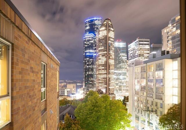 905 Cherry St #706, Seattle, WA 98104 (#1371470) :: Real Estate Solutions Group