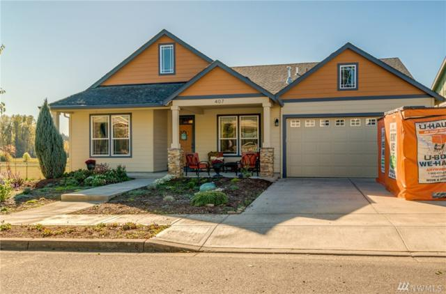 407 NE 17th St, Battle Ground, WA 98604 (#1371618) :: Costello Team