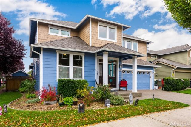 7046 Flute St SE, Lacey, WA 98513 (#1371624) :: Real Estate Solutions Group