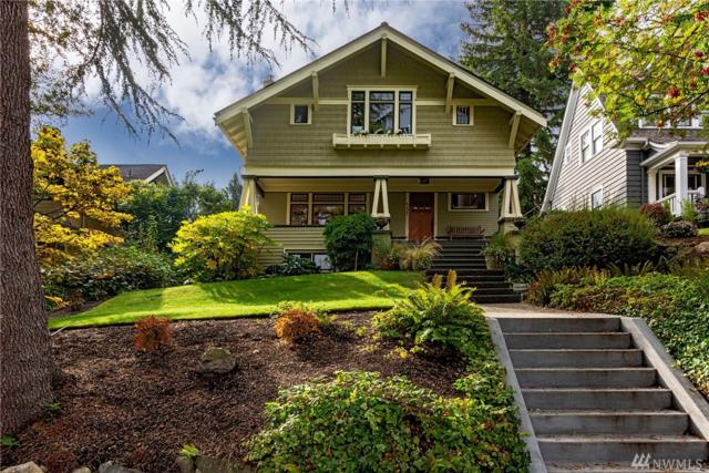 437 Smith St, Seattle, WA 98109 (#1371654) :: Real Estate Solutions Group