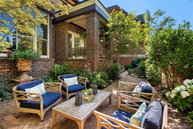 718 E Aloha St #10, Seattle, WA 98102 (#1371769) :: Better Homes and Gardens Real Estate McKenzie Group