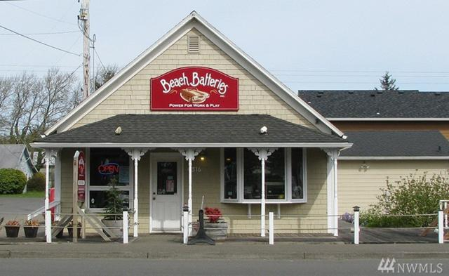 4316 Pacific Hwy, Seaview, WA 98644 (#1371831) :: Kwasi Bowie and Associates