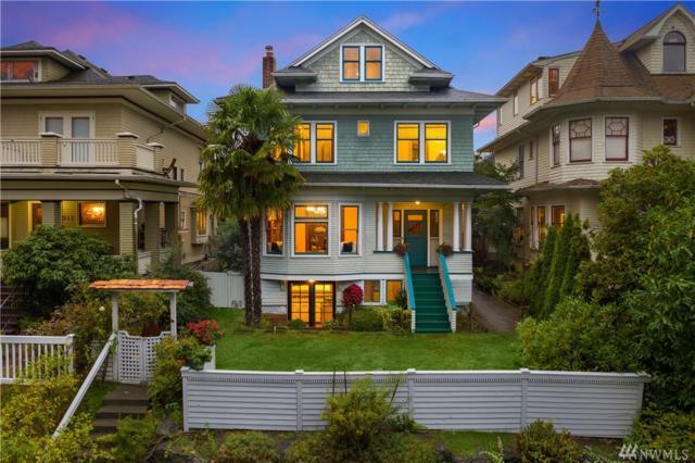 921 18th Ave E, Seattle, WA 98112 (#1371866) :: The DiBello Real Estate Group