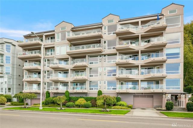 1550 Alki Ave SW #302, Seattle, WA 98116 (#1371954) :: Mike & Sandi Nelson Real Estate