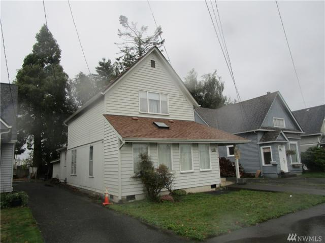 821 Emerson Ave, Hoquiam, WA 98550 (#1371964) :: Crutcher Dennis - My Puget Sound Homes