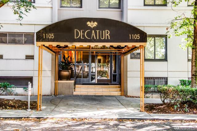 1105 Spring St #706, Seattle, WA 98104 (#1372016) :: Real Estate Solutions Group
