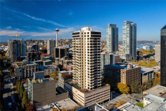 2201 3rd Ave #2501, Seattle, WA 98121 (#1372055) :: Ben Kinney Real Estate Team