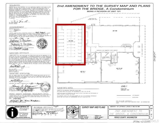 744 Market St 102A, Tacoma, WA 98402 (#1372137) :: Five Doors Real Estate