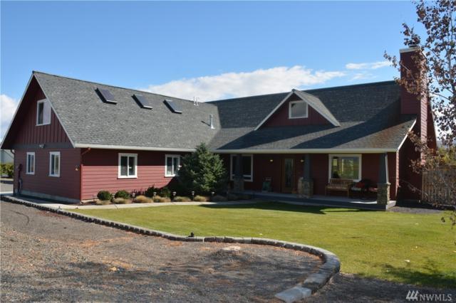 111 Scenic Lane, Ellensburg, WA 98926 (#1372239) :: Icon Real Estate Group