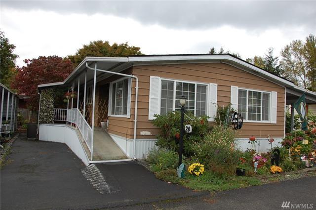 1121 244th St SW #24, Bothell, WA 98021 (#1372335) :: McAuley Real Estate