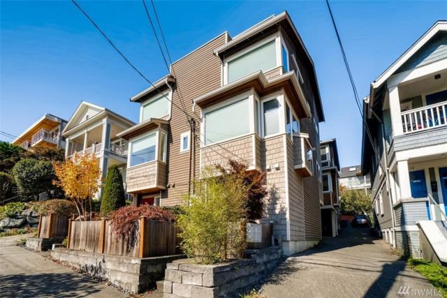 312-B W Olympic Place, Seattle, WA 98119 (#1372404) :: The Mike Chaffee Team
