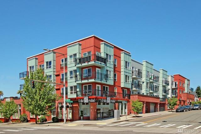 424 N 85th St #211, Seattle, WA 98103 (#1372445) :: Mike & Sandi Nelson Real Estate