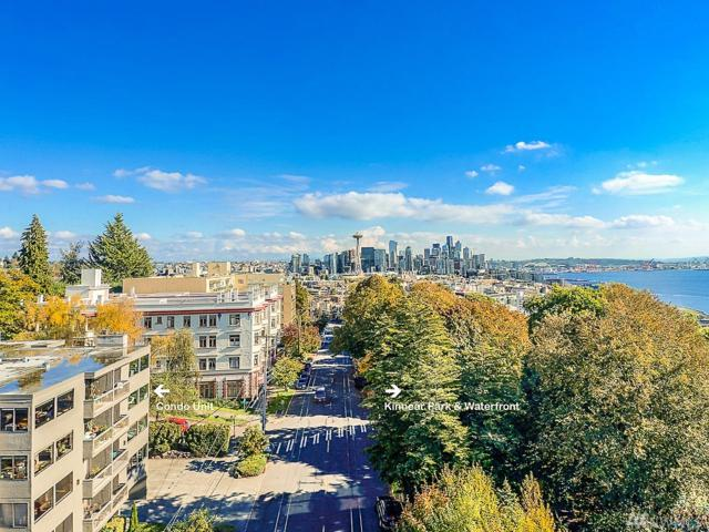 654 W Olympic Place #403, Seattle, WA 98119 (#1372466) :: Real Estate Solutions Group