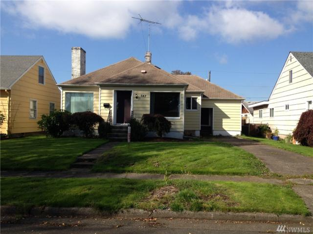 547 23rd Ave, Longview, WA 98632 (#1372787) :: Real Estate Solutions Group