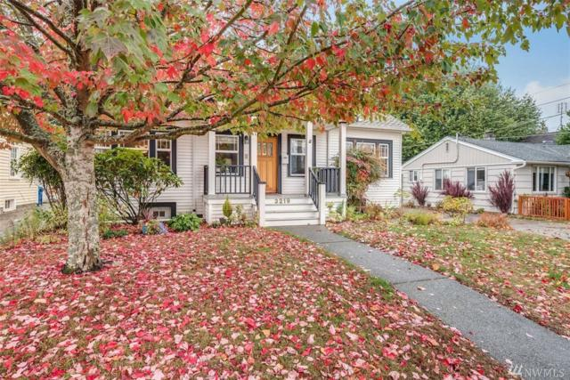 3219 39th Ave SW, Seattle, WA 98116 (#1372818) :: Icon Real Estate Group