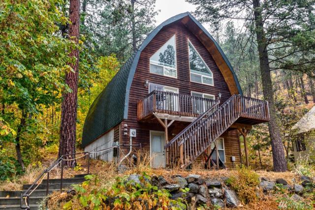 8660 Icicle Rd, Leavenworth, WA 98826 (#1372923) :: Real Estate Solutions Group