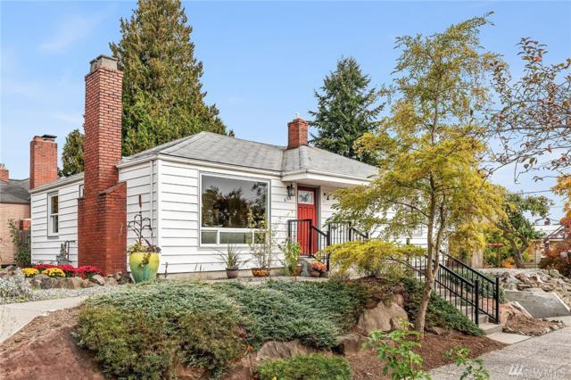 658 NW 82nd St, Seattle, WA 98117 (#1372965) :: Mike & Sandi Nelson Real Estate