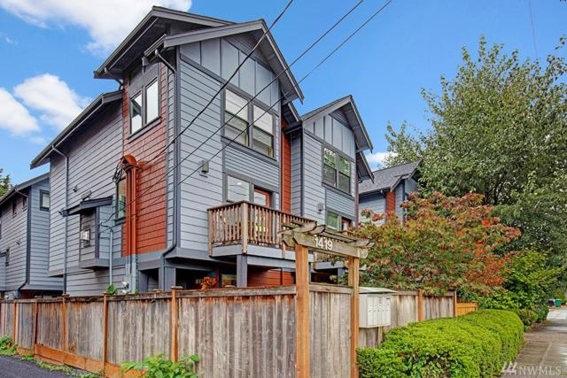 1423 NW 65th St D, Seattle, WA 98117 (#1372999) :: Better Homes and Gardens Real Estate McKenzie Group