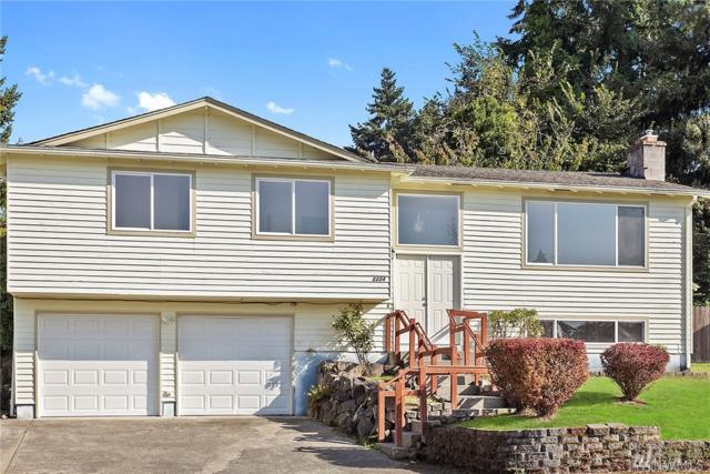 2224 S 284th St, Federal Way, WA 98003 (#1373028) :: Tribeca NW Real Estate