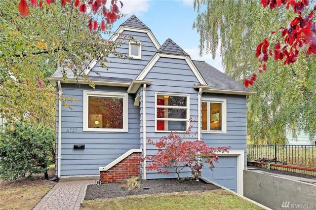 6727 12th Ave NW, Seattle, WA 98117 (#1373303) :: Real Estate Solutions Group